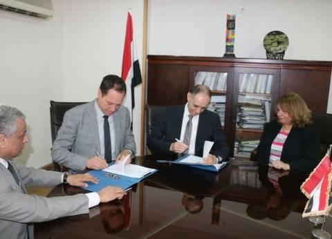 """""""مصر للطيران"""" توقع بروتوكولا مع """"تنشيط السياحة"""" لزيادة تدفقات السياح"""