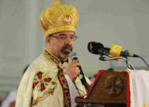 الكنيسة الكاثوليكية تحتفل بالرسامة الأسقفية لبطريرك الإسكندرية