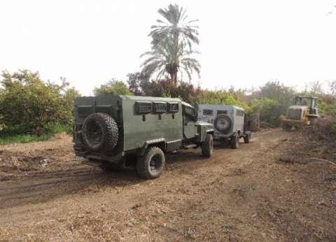 """إحالة 4 ضباط بأمن القليوبية للاحتياط لاتهامهم بالتعاون مع عصابة """"الدكش"""""""