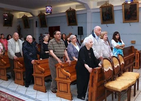 """الأقباط الكاثوليك بمونتريال يحتفلون بـ""""عيد العنصرة"""""""