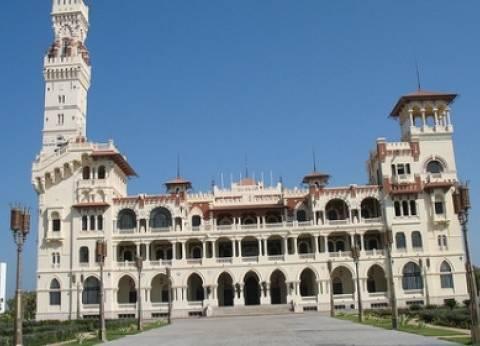 لجنة أثرية تعاين قصر السلاملك بالإسكندرية لتحديد مصير تحويله لفندق عالمي
