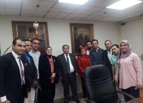 مايسة عطوة: وزير المالية وعد بالنظر في مشاكل العاملين بالضرائب