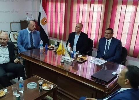 وزير الري يشدد على رفع الاستعدادات تحسبا لسقوط الأمطار والسيول