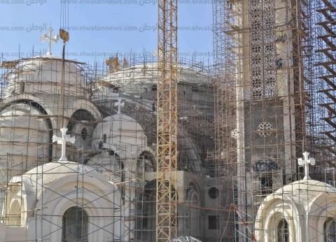 يفتتحها السيسي في عيد الميلاد.. 7 معلومات عن كاتدرائية العاصمة الإدارية