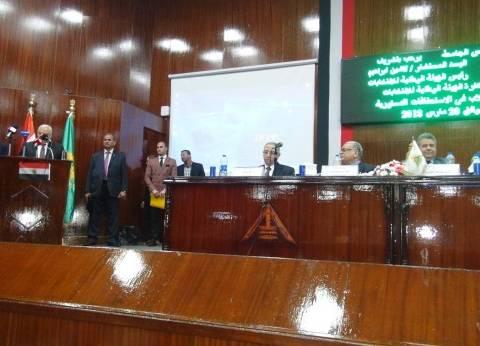 رئيس الهيئة الوطنية للانتخابات في جامعة بنها: التصويت أمانة في الأعناق