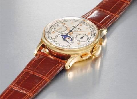 بيع ساعة الملك فاروق بـ912 ألفاً و500 دولار فى الإمارات