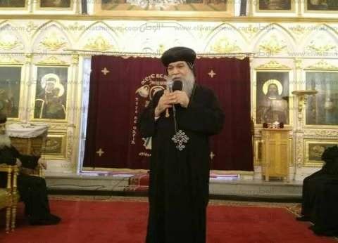 الكنيسة: ترسيم 7 كهنة جدد لإيبارشية المنيا وأبوقرقاص السبت المقبل