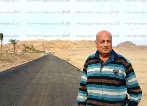 «رئيس جهاز جنوب سيناء»: البدو يحتاجون لمن يفهم طبيعتهم.. وهدف تنمية سيناء هو إنشاء مجتمعات عمرانية متكاملة