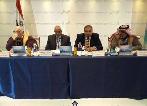 """رئيس جامعة الأزهر يطالب """"مؤتمر الزراعة الدولي"""" بتطبيق توصياته"""