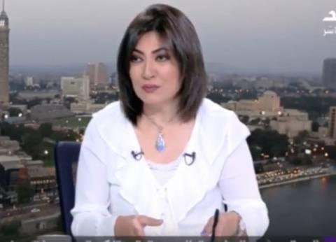 """عزة مصطفى تستعرض مقالا بـ""""الوطن"""" بعنوان: """"الدواء فيه سم قاتل"""""""
