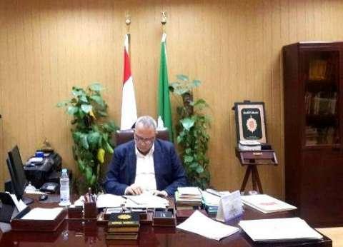 محافظ الشرقية يناقش تخصيص أرض لإنشاء فرع لجامعة الزقازيق في الصالحية
