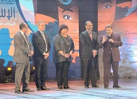 وزيرة الثقافة تنعى محمود الجندي: جزء من تاريخ الدراما المصرية