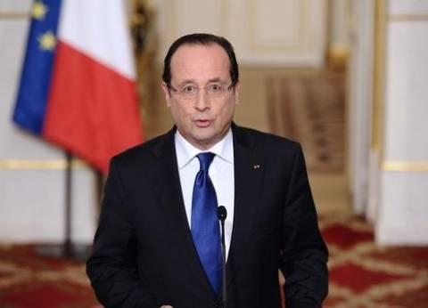 أولاند: لن نقلص موازنة الدفاع حتى 2019 وسنواجه الإرهاب مع الحفاظ على قيمنا