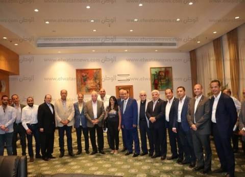 بالصور| وزيرة السياحة من شرم الشيخ: معاناة القطاع أوشكت على الانتهاء
