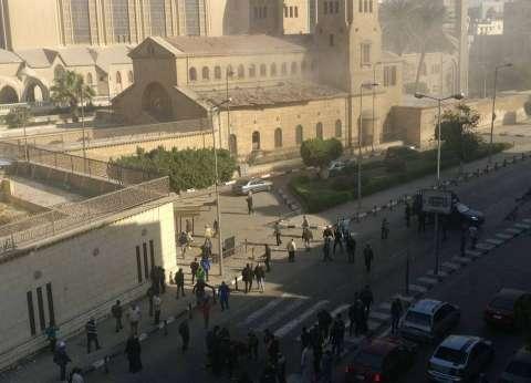 """نائب محافظ القاهرة عن """"تفجير الكاتدرائية"""": أهدافه دنيئة"""