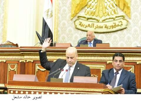 """""""عبدالعال"""" يحيل """"إجراءات التصرف في أملاك الدولة"""" لـ3 لجان برلمانية"""