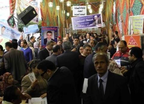 """مناوشات بين أنصار """"النور"""" و""""في حب مصر"""" بعد وصول حافلات تقل الناخبين بالإسكندرية"""