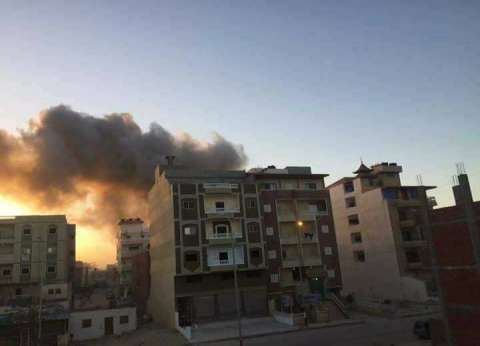 العناصر الإرهابية تستهدف سيارات الإسعاف وتصيب أحدهم في هجوم العريش