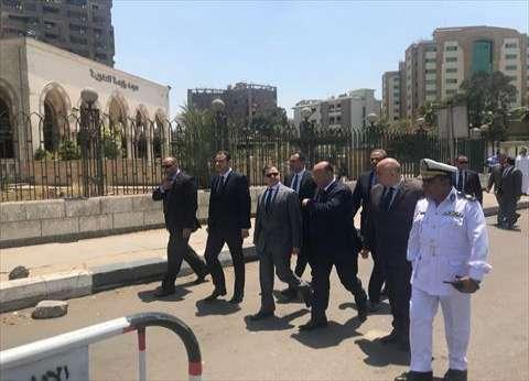 """وزير الداخلية من """"هشام بركات"""": لا تهاون مع رفع السلاح بوجه المصريين"""