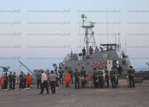 إعادة فتح ميناء نويبع بعد تحسن الاحوال الجوية