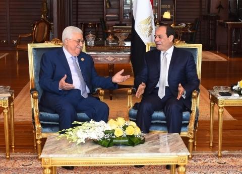 """الحرازين لـ""""الوطن"""": حضور أبومازن لمنتدى الشباب اعتراف بالجهود المصرية"""