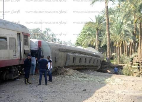 تفاصيل 60 دقيقة لرحلة قطار البدرشين من محطة مصر حتى تحويلة المرازيق