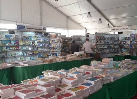 الركود يضرب معرض طنطا للكتاب وكتب «الإخوان» تتصدر الأرفف