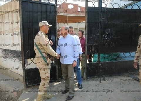 محافظ كفر الشيخ: متابعة لحظية بغرفة العمليات للجان الاستفتاء