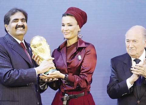 """""""تليجراف"""": مونديال قطر 2022 مهدد بسبب القطيعة الخليجية"""