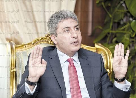عاجل| وزير الطيران: بدري أوي نتكلم في اختفاء الطائرة بسبب عمل إرهابي