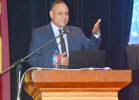 """رئيس """"البحث العلمي"""" يفتتح مؤتمر """"علم الراديو"""" في بورسعيد"""