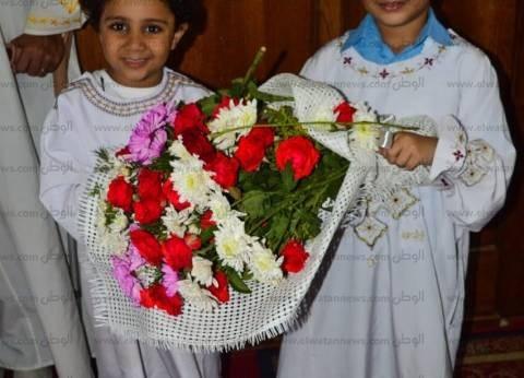 بالصور| الكنائس الأرثوذكسية تحتفل بعيد السيدة العذراء في الإسكندرية