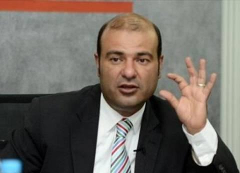 """وزير التموين يدلي بصوته في لجنة مدرسة """"هدى شعراوي"""" للغات بالإسكندرية"""