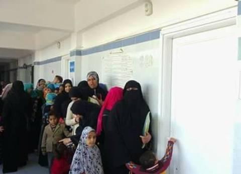 قافلة طبية مجانية بالسويس بالتعاون مع وزارة الداخلية