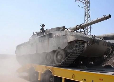 """جيش الاحتلال يضع خطط إخلاء مستوطنات تحسبا لـ""""الحرب"""" مع """"غزة"""""""