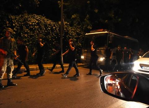 عاجل| مواقع تركية تكشف المخطط للانقلاب العسكري