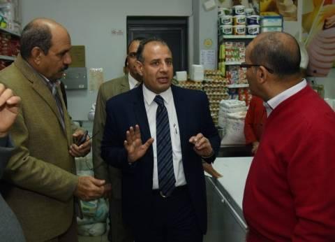 محافظ الإسكندرية يهنئ السيسي بعيد العمال.. ويؤكد: عمال مصر أوفياء