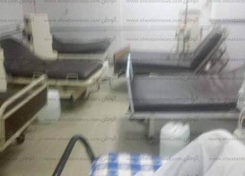مرضى الغسيل الكلوي يشكون تعطل الماكينات في دمياط