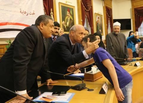 تكريم أوائل المسابقة الدينية في القاهرة