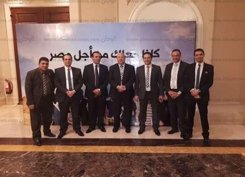 """إطلاق مبادرة """"من أجل مصر"""" بالغربية لترشح السيسي فترة رئاسية جديدة"""