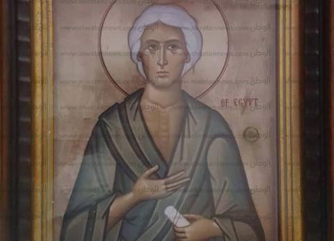 كنيسة مريم المصرية بالإسكندرية تستقبل جزء من رفات القديسة من روسيا