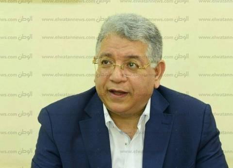 """جمال شيحة: علاج فيروس """"بي"""" متوفر في مصر وبأسعار مناسبة"""