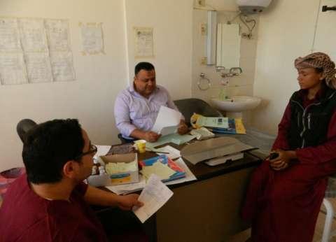 معهد ناصر يوفد فريقا طبيا من وحدة أمراض الدم وزرع النخاع إلى سيوة