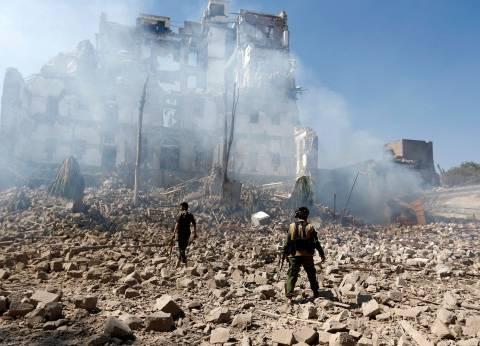 مقتل عشرات المتمردين الحوثيين من بينهم قياديان في غارة على صنعاء