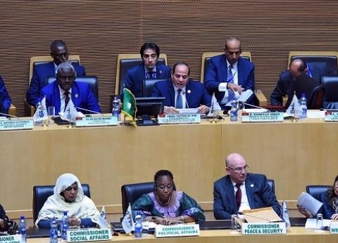 موسى: وسائل الإعلام العالمية مهتمة بتولي مصر الاتحاد الإفريقي