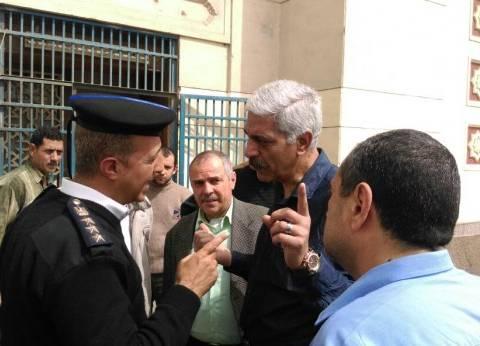 جولة تفقدية لرئيس هيئة السكة الحديد بمحطة مصر