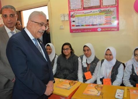 """طارق شوقي: طلاب أولى ثانوي قرأوا 12 ضعف """"مكتبة الكونجرس"""" خلال شهر"""