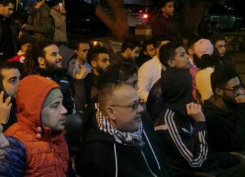 """مصريون منعهم """"الفقر"""" من تشجيع المنتخب في الاستاد: ما باليد حيلة"""