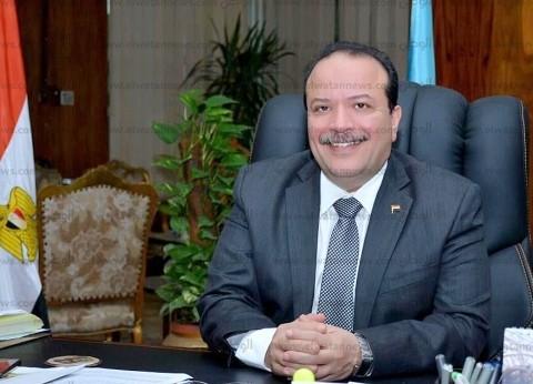 رئيس جامعة طنطا يهنئ السيسي والقوات المسلحة بعيد تحرير سيناء