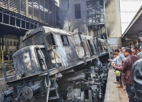 """""""خروج أول جثامين الضحايا"""".. تفاصيل اليوم الثاني لحادث محطة مصر"""